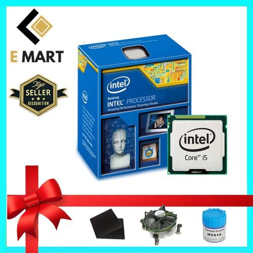 Bộ vi xử lý Intel CPU Core I5 3470S  4 lõi - 4 luồng  Chất Lượng Tốt - Hàng Nhập Khẩu