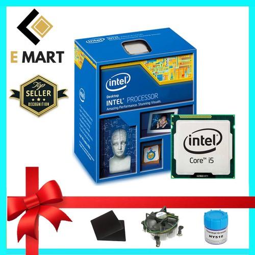 Bộ vi xử lý Intel CPU Core I5 2400  4 lõi - 4 luồng Chất Lượng Tốt - Hàng Nhập Khẩu