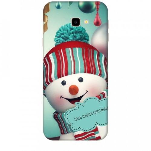 Ốp lưng dành cho điện thoại Samsung Galaxy J4 PLUS - J4 PRIME - J5 PRIME - J7 PRIME - J4 CORE - Cậu Bé Người Tuyết - hàng chất lượng cao