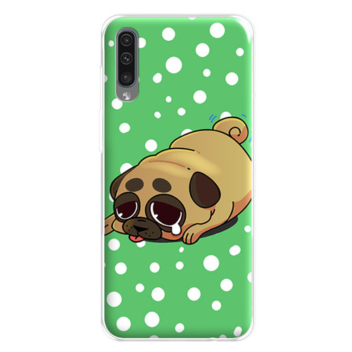 Ốp lưng dành cho điện thoại Samsung Galaxy A7 2018 - A750 - A8 STAR - A9 STAR - A50 - 0313 DONTCRY02 - giá tốt
