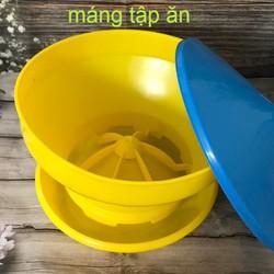 Máng Tập Ăn Cho Gà Con
