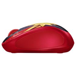 Chuột không dây Logitech M238 Marvel phiên bản siêu anh hùng