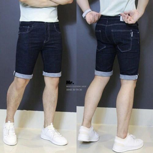 Quần shorts jean nam đẹp