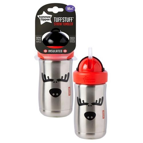 Bình uống nước giữ nhiệt có ống hút Stainless Steel Tommee Tippee 300ml từ 18 tháng - Moose Đỏ - 4834778 , 17286613 , 15_17286613 , 695000 , Binh-uong-nuoc-giu-nhiet-co-ong-hut-Stainless-Steel-Tommee-Tippee-300ml-tu-18-thang-Moose-Do-15_17286613 , sendo.vn , Bình uống nước giữ nhiệt có ống hút Stainless Steel Tommee Tippee 300ml từ 18 tháng - Mo