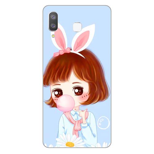 Ốp lưng dành cho điện thoại Samsung Galaxy A7 2018 - A750 - A8 STAR - A9 STAR - A50 - Baby Girl 03 - hàng đẹp