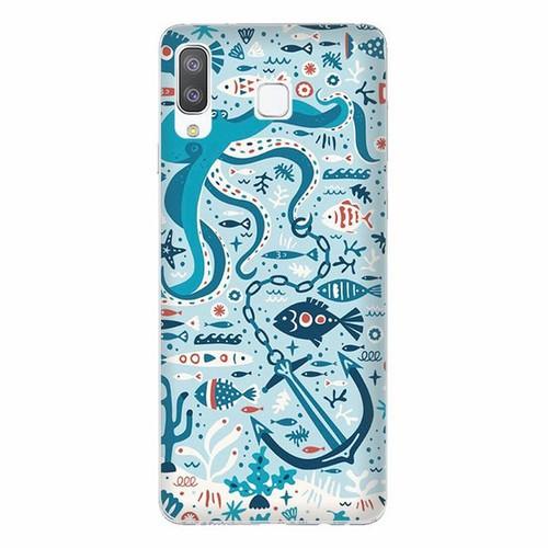 Ốp lưng dành cho điện thoại Samsung Galaxy A7 2018 - A750 - A8 STAR - A9 STAR - A50 - Mẫu 17 - giá tốt
