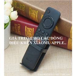 Giá treo tiện dụng cho các loại điều khiển TV, TV box của Xiaomi , Apple và các hãng khác
