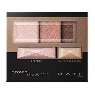 Phấn mắt Kanebo Kate Brown Shade Eyes N tone màu hồng đào BR-3, màu nhũ vàng BR-1 màu hồng cam BR-5 - KANEBO-EYE thumbnail