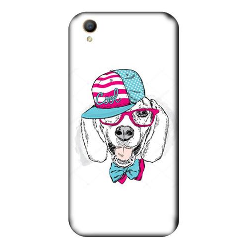 Ốp lưng dành cho điện thoại Oppo NEO 9 - A37 - Cún Cool - hàng đẹp
