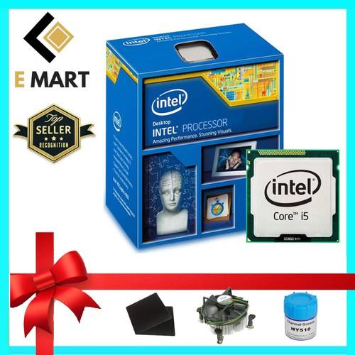 Bộ vi xử lý Intel CPU Core I5 650  2 lõi - 2 luồng Chất Lượng Tốt - Hàng Nhập Khẩu