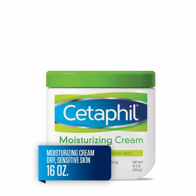 Kem dưỡng da toàn thân cetaphil moisturizing cream 453g