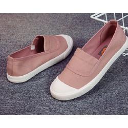 Giày vải mẫu cao cấp