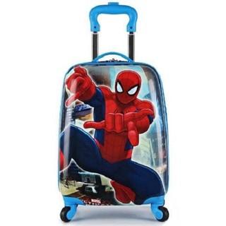 Vali TRẺ EM kéo siêu nhân nhện spiderman - vali siêu nhân nhện thumbnail