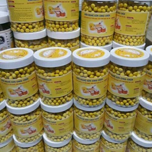 Viên tinh bột nghệ sữa ong chúa