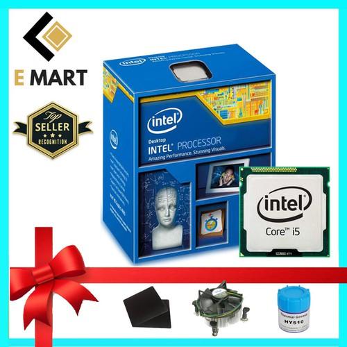 Bộ vi xử lý Intel CPU Core I5 3570  4 lõi - 4 luồng  Chất Lượng Tốt - Hàng Nhập Khẩu
