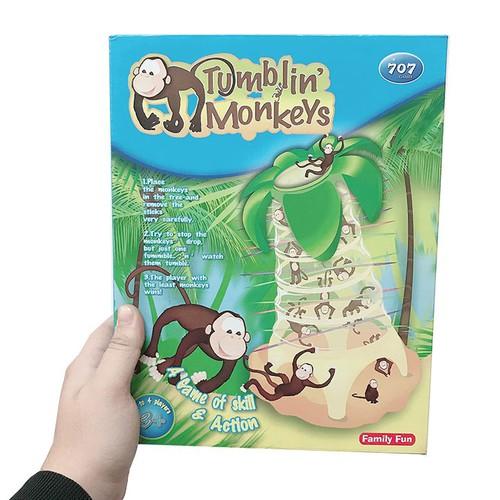 Treo cây rút khỉ