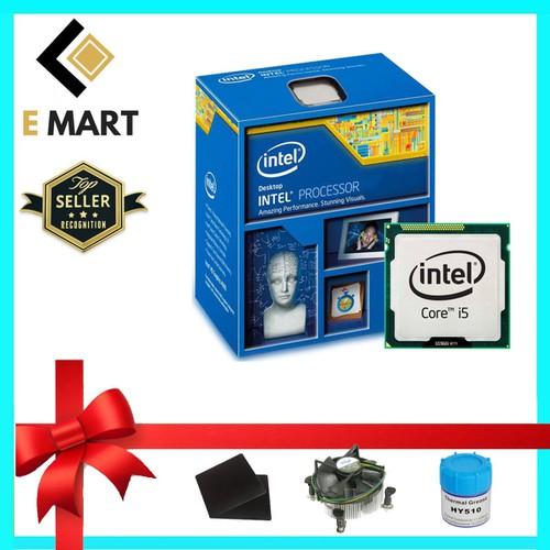Bộ vi xử lý Intel CPU Core I5 2500S  4 lõi - 4 luồng  Tiệt kiệm điện Chất Lượng Tốt - Hàng Nhập Khẩu