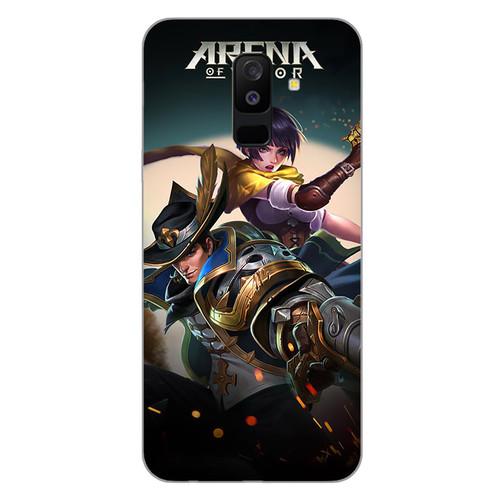 Ốp lưng dành cho điện thoại Samsung Galaxy A8 2018 - A5 2018 - J2 Core - A6 Plus - Game Mẫu 30 - giá tốt