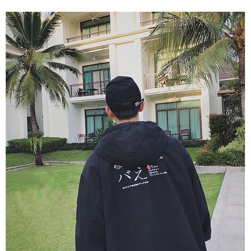 Áo khoác nam nữ đẹp áo gió dù jacket in chữ Nhật - 4664807 , 17320709 , 15_17320709 , 110000 , Ao-khoac-nam-nu-dep-ao-gio-du-jacket-in-chu-Nhat-15_17320709 , sendo.vn , Áo khoác nam nữ đẹp áo gió dù jacket in chữ Nhật