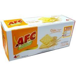 Bánh quy lúa mì AFC hộp 100g