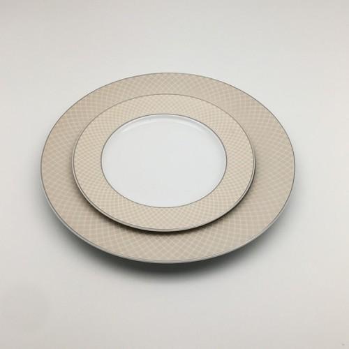 Đĩa sứ trang trí nhập khẩu SAGO – đẹp, cao cấp, chịu nhiệt tốt - MAGNUM