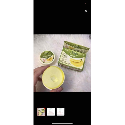 Kem trị nứt gót chân Banana cream heel Thái lan - 4666153 , 17325944 , 15_17325944 , 35000 , Kem-tri-nut-got-chan-Banana-cream-heel-Thai-lan-15_17325944 , sendo.vn , Kem trị nứt gót chân Banana cream heel Thái lan