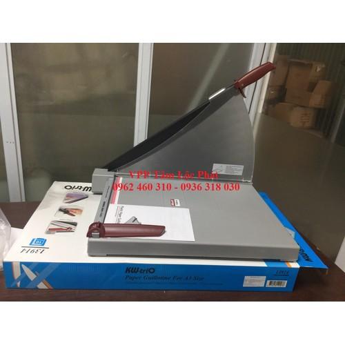 Bàn cắt giấy A3 KW-Trio 3914, hàng chính hãng - Bàn cắt giấy - Bàn xén giấy