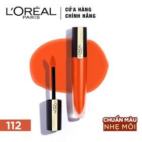 Son kem lì nhẹ môi cao cấp Rouge Signature L'Oreal Paris 7ml - 6902395724605
