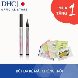 [QUÀ TẶNG SAMPLE] Bút Dạ Kẻ Mắt DHC Liquid Eyeliner EX 0.5ml
