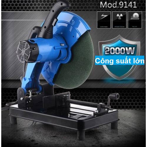 Máy cắt sắt bàn  9141 D355mm - 11477052 , 17309274 , 15_17309274 , 1298000 , May-cat-sat-ban-9141-D355mm-15_17309274 , sendo.vn , Máy cắt sắt bàn  9141 D355mm