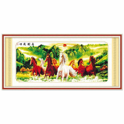 Tranh thêu chữ thập Mã đáo thành công - 7523522 , 17308724 , 15_17308724 , 450000 , Tranh-theu-chu-thap-Ma-dao-thanh-cong-15_17308724 , sendo.vn , Tranh thêu chữ thập Mã đáo thành công