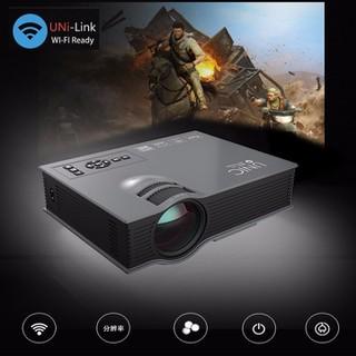 Máy chiếu mini cao cấp UNIC UC46 Full HD Wifi - UC46 - Máy chiếu thumbnail