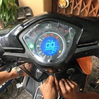 Đồng hồ điện tử xe WAVE RSX - A284 - A284 thumbnail