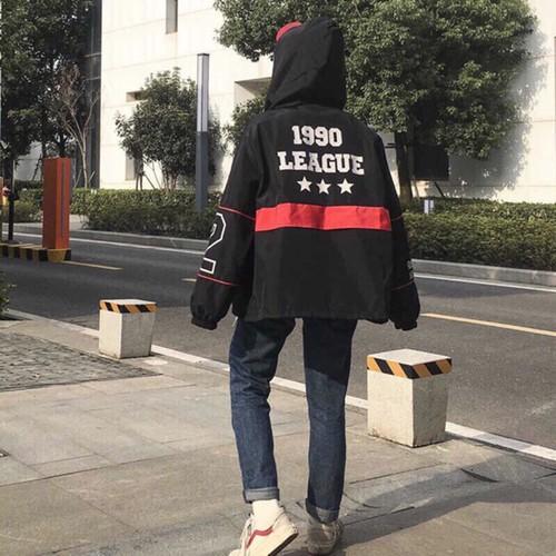 Áo khoác nữ đẹp áo gió dù jacket logo sau lưng 1990 - 7526901 , 17325502 , 15_17325502 , 99000 , Ao-khoac-nu-dep-ao-gio-du-jacket-logo-sau-lung-1990-15_17325502 , sendo.vn , Áo khoác nữ đẹp áo gió dù jacket logo sau lưng 1990
