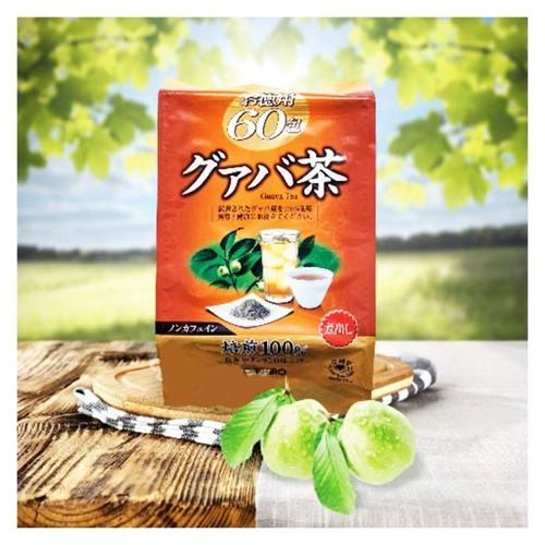 Trà Lá Ổi Giảm Cân Orihiro Guava Tea Nhật - 4664357 , 17317399 , 15_17317399 , 250000 , Tra-La-Oi-Giam-Can-Orihiro-Guava-Tea-Nhat-15_17317399 , sendo.vn , Trà Lá Ổi Giảm Cân Orihiro Guava Tea Nhật