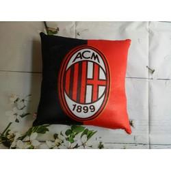 Gối vuông gối tựa AC Milan GVLT02