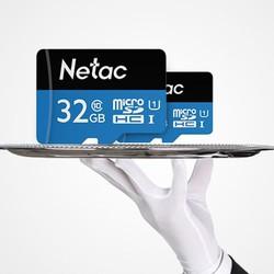 Thẻ Nhớ Micro SD Netac 32Gb - Hàng chính hãng bảo hành 5 năm