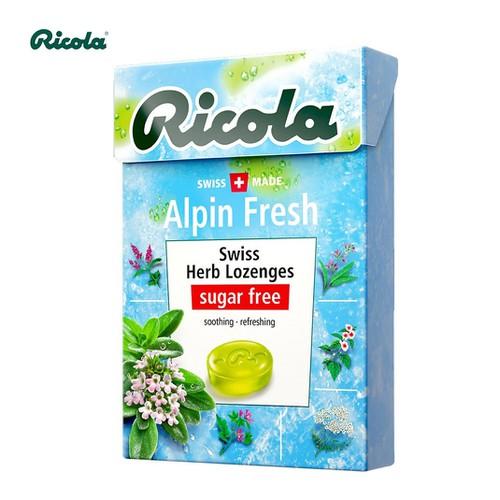 Kẹo thảo mộc Ricola Alpin Fresh 40g - 11390329 , 17323871 , 15_17323871 , 49000 , Keo-thao-moc-Ricola-Alpin-Fresh-40g-15_17323871 , sendo.vn , Kẹo thảo mộc Ricola Alpin Fresh 40g