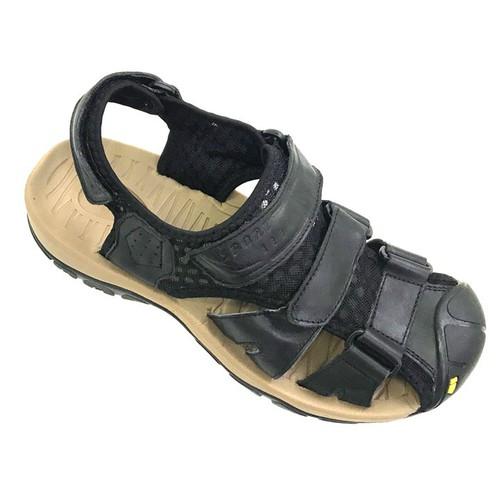 Giày sandal nam da bò thật bịt mũi kiểu dáng trẻ trung năng động AD132D - 11483607 , 17326241 , 15_17326241 , 890000 , Giay-sandal-nam-da-bo-that-bit-mui-kieu-dang-tre-trung-nang-dong-AD132D-15_17326241 , sendo.vn , Giày sandal nam da bò thật bịt mũi kiểu dáng trẻ trung năng động AD132D
