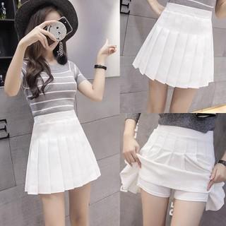 Chân váy đơn giản mix đồ thoải mái - chan vay xeply-7 thumbnail