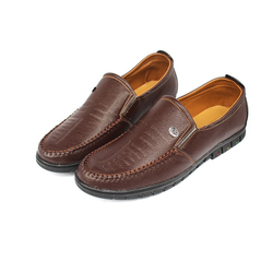 Giày Lười Nam Thời Trang SODOHA SDH8128N – Màu Nâu
