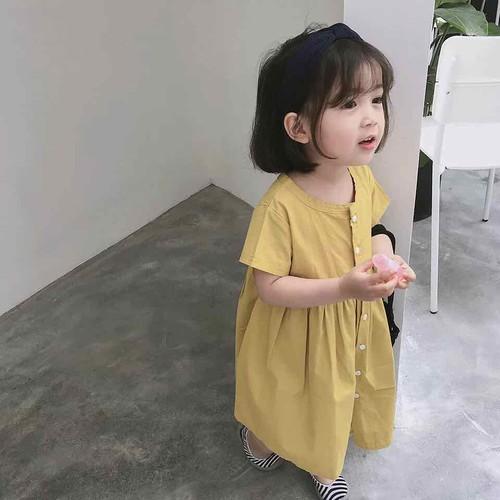 Váy Babydoll cho bé gái 1-5 tuổi hè 2019 - 4844213 , 17330510 , 15_17330510 , 215000 , Vay-Babydoll-cho-be-gai-1-5-tuoi-he-2019-15_17330510 , sendo.vn , Váy Babydoll cho bé gái 1-5 tuổi hè 2019