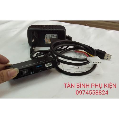 Cáp chuyển USB 3.0 sang Sata VÀ IDE  ổ cứng 2.5 và 3.5 inch - 11478244 , 17311909 , 15_17311909 , 399000 , Cap-chuyen-USB-3.0-sang-Sata-VA-IDE-o-cung-2.5-va-3.5-inch-15_17311909 , sendo.vn , Cáp chuyển USB 3.0 sang Sata VÀ IDE  ổ cứng 2.5 và 3.5 inch