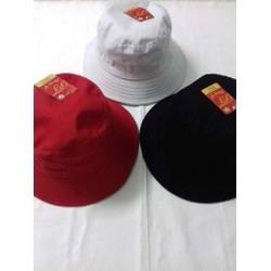 Mũ Bucket Nam Nữ Kaki mềm trơn giá rẻ