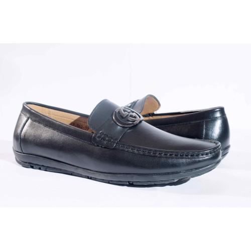 Giày lười - Giày mọi Nam - Da bò thật