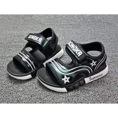 dép sandal bé trai size 21-30 đế hơi êm mềm cao cấp