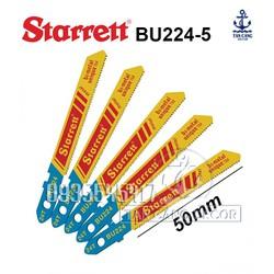 Bộ lưỡi cưa lọng kim loại Starrett BU224-5