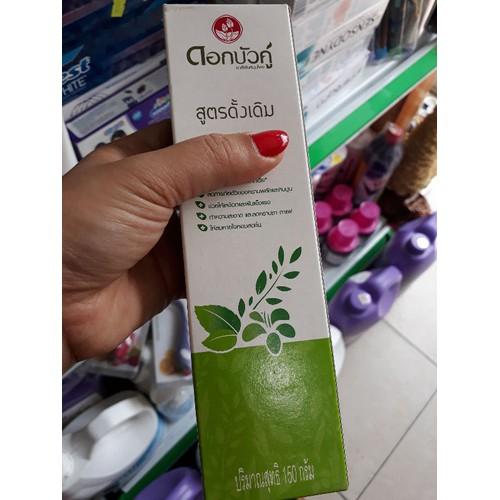 cream đánh răng thảo dược thai lan