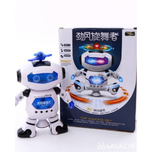 RObot thông minh xoay 360 độ - 8318387 , 17807332 , 15_17807332 , 152000 , RObot-thong-minh-xoay-360-do-15_17807332 , sendo.vn , RObot thông minh xoay 360 độ