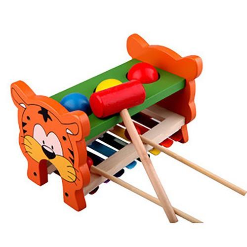 Đồ chơi gỗ gõ phát ra âm thanh